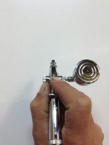 他の写真2: 差し込み式塗料カップ 【サイド角型 7cc】