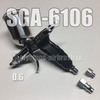 SGA-6106・SC【L-Sチェンジネジ・カプラプラグ付】【丸吹き専用】(イージーパッケージ) 【お試しセール中!】