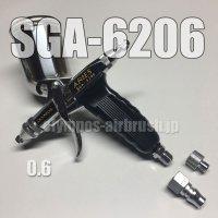 SGA-6206・SC【L-Sチェンジネジ・カプラプラグ付】【丸吹き専用】(イージーパッケージ) 【お試しセール中!】