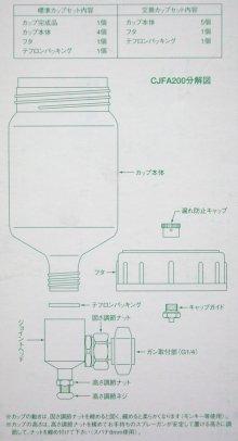 他の写真1: フリーアングルカップ(恵宏CJFA200 標準カップセット)