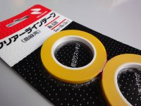ニチバン クリアラインテープ(5mm)